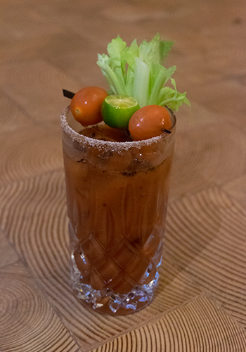 Astor Bar St Regis asamboi cocktail recipe Assamboi Bloody Mary by Andrew Loke