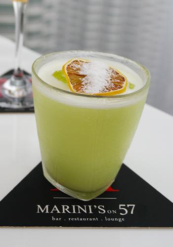 Marini's on 57 Christmas Drink Secret Santa