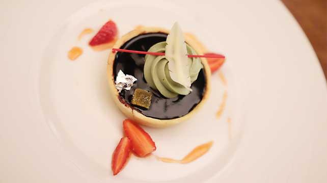 Chhocolate Tart