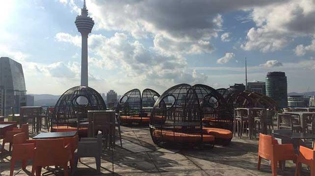 Menara KH Heli Lounge KL