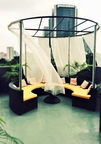 Royce Hotel KL Rooftop Bar