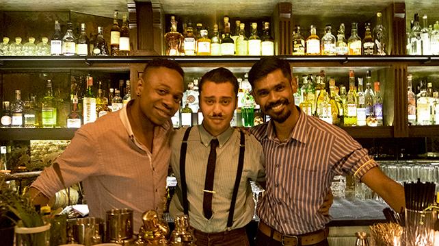 Skullduggery KL Damansara Heights Bartenders