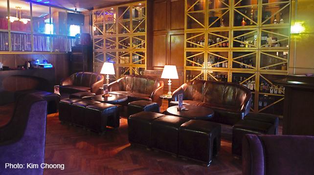 IKKI TREC KL Gentlemen's Bar Lounge
