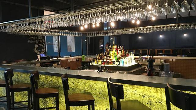 Nosh, Tipple & Brew Chinatown KL
