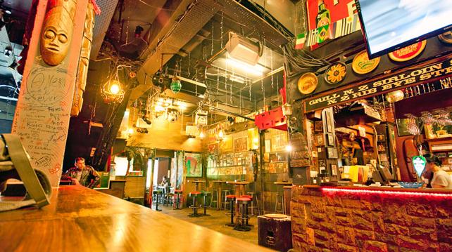Raggar Bar Chinatown KL