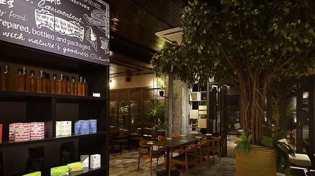 Olijasca Nourishment Cafe Ipoh