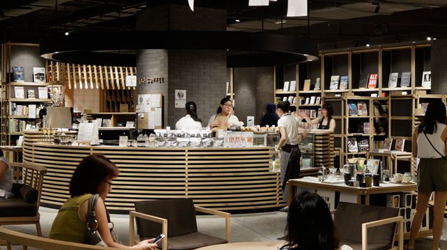 X  Coffee Isetan Lot 10 Japan Store