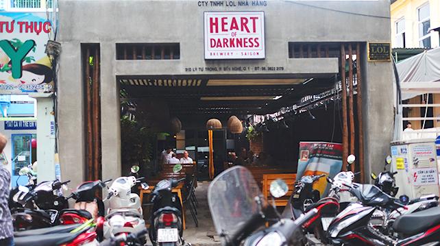 Heart of Darkness Ho Chi Minh City