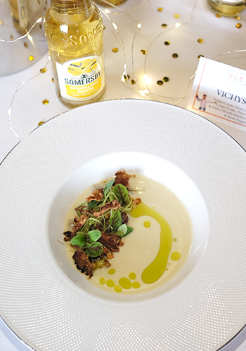 Somersby Sparkling White x Le Petit Chef