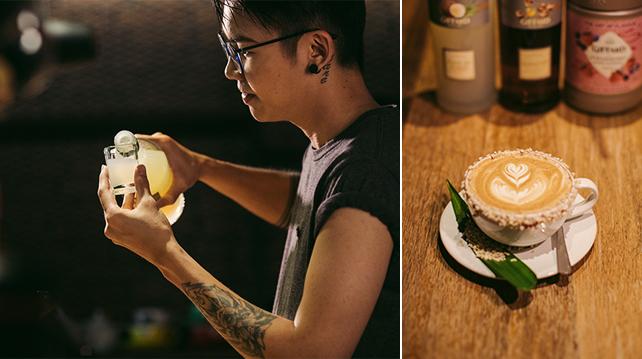 Giffard Spirit of Art Dane Tan CRP45 Cafe