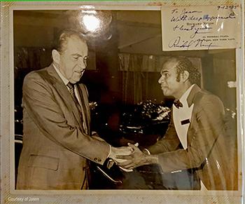 Jason and Nixon