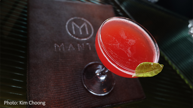 Mantra Bangsar RM25 Cocktail