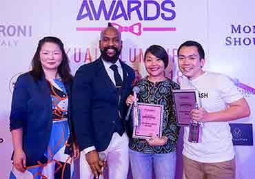 Luminaries KL & Penang, Kim Choong and Ben Ng