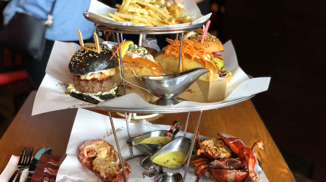 Burger & Lobster Genting, Tower of London