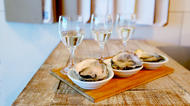 Shucked Oyster Festival 2018