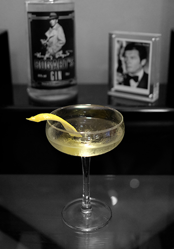 Bogart Spirits, The James Bond