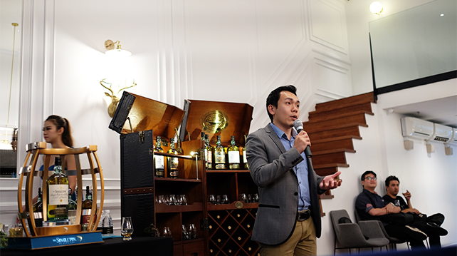 Brand Consultant Ben Ng on Aged and Non-Aged whisky
