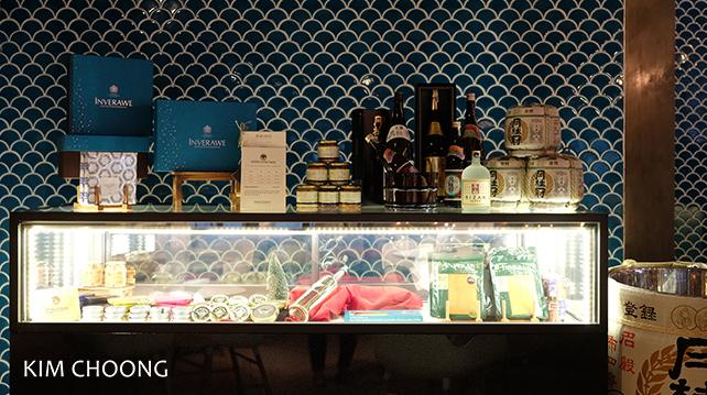 Poseidon Caviar & Seafood Bar at Plaza Arkadia