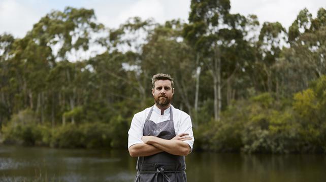 Margaret River on Tour to Singapore, Chef Evan Hayter