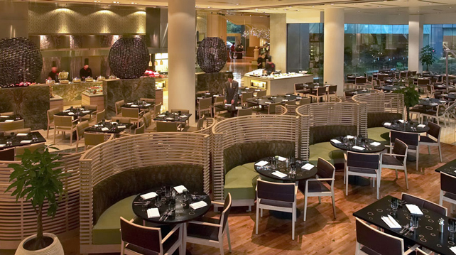 Serena Brasserie Intercontinental KL boozy brunch