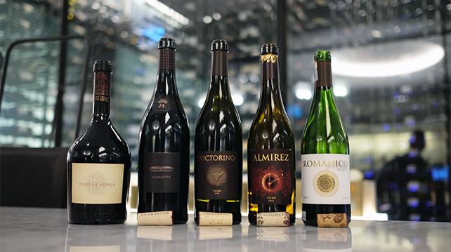Tesa La Monja wines